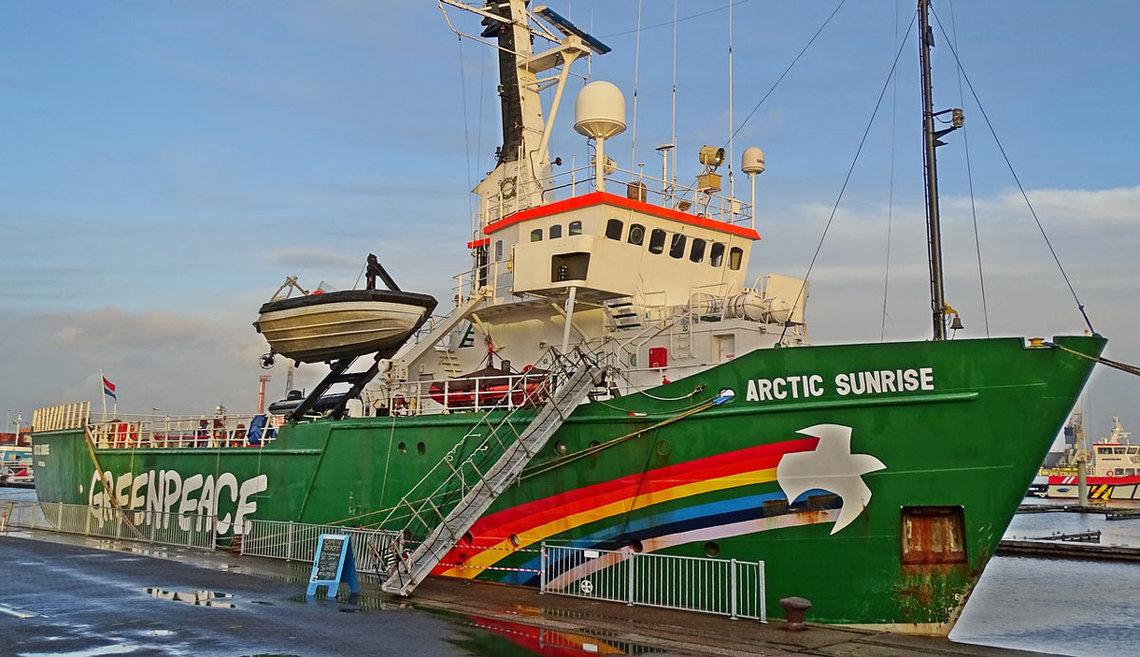 Greenpeace Suomi
