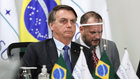 Brazilian President Bolsonaro tests positive for Covid-19