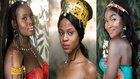 These are the 9 finalists of 'The Face of African Queen' contest
