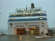 The M/S Estonia. Image: Youtube/screenshot.