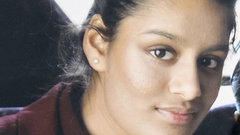 An undated file photo of Shamima Begum, who left London as a schoolgirl to join the Islamic State militia. Photo:PA Wire/dpa.