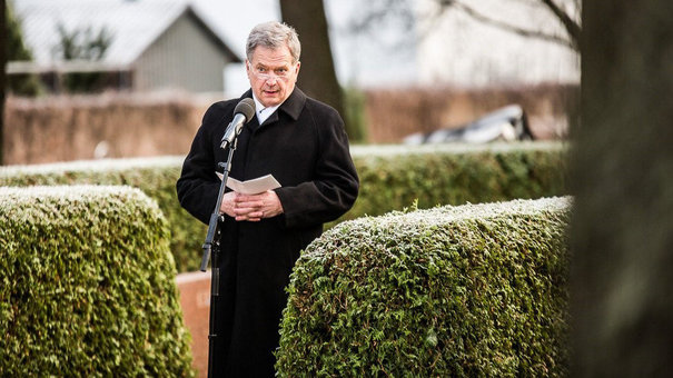 President Niinistö will meet Donald Trump in the White House