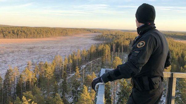 Finland strengths the powers of the Border Guard to face hybrid threats