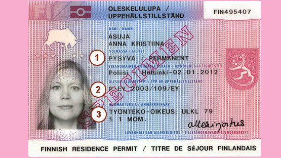 One month delays to receive residence permit cards