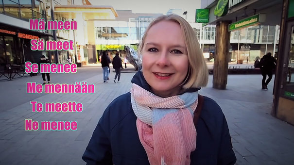 Finnish for Foreigners course - Lesson 12: Spoken and written Finnish