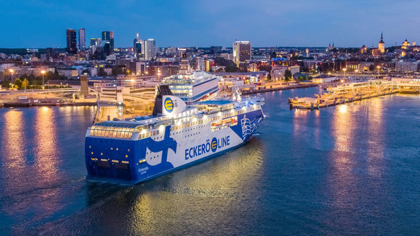 Cruises, a major holiday attraction for Finns