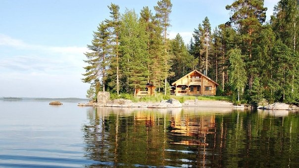 Tips and links to rent a summer cottage in Finland
