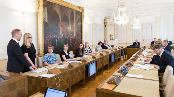 Government canceled the 115,000 euros grant to the True Finns' youth association