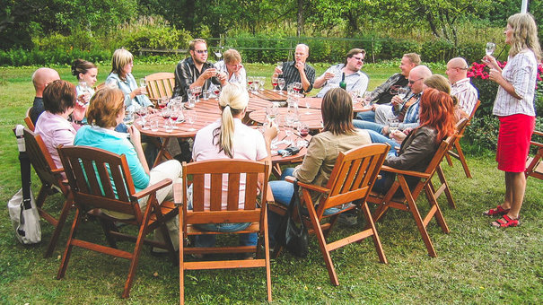 Three places to taste the unique wine culture of Finland