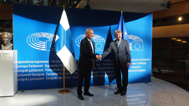 "Prime Minister Rinne: ""Finland has high ambitions for its Presidency of the EU"""