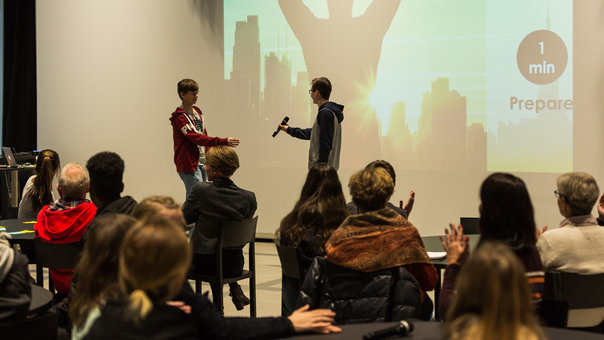 Making young voices heard at Helsinki Education Week