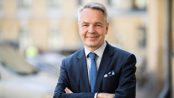 Minister for Foreign Affairs Haavisto to visit Rwanda on behalf of EU