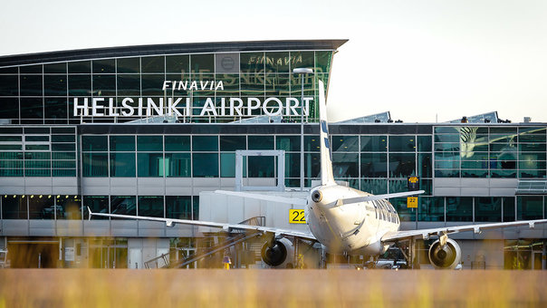 Helsinki Airport, a growing hub between Europe and Asia