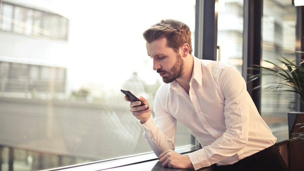 96% of Finnish companies provide mobile devices to staff