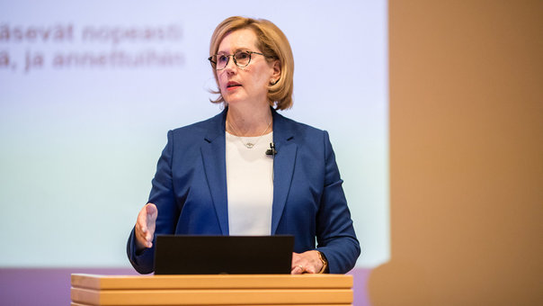 "The Minister of Employment: ""Finland needs labour migration"""