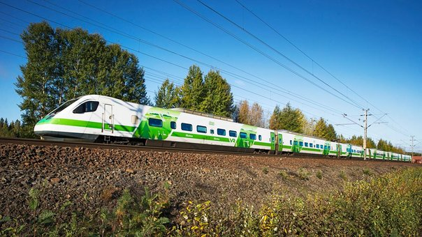 Finland to seek EU funds for the one-hour Turku-Helsinki rail link