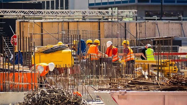 Construction employment to decrease this year and next