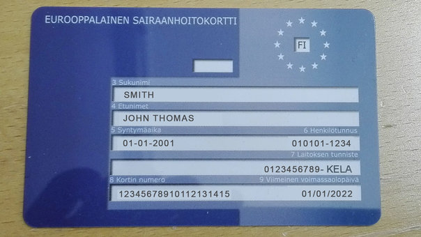 Rules for using the EU health card and obtaining medical care abroad