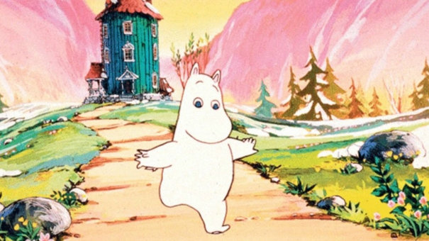 Soon Moomins will speak North Sami