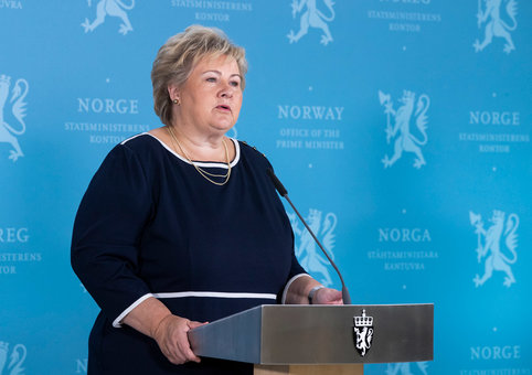Norway announces plan to increase carbon capture and storage