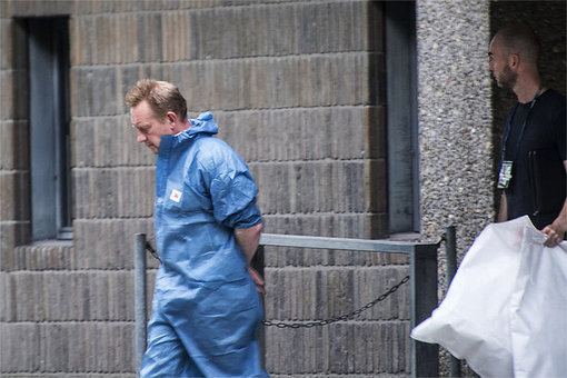 Danish submarine murderer captured after prison break