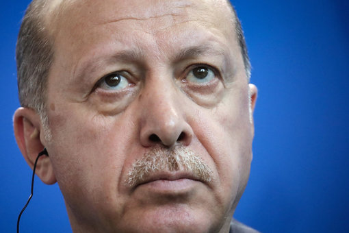 Erdogan to feature on cover of next Charlie Hebdo issue