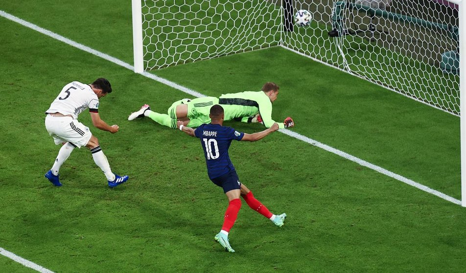 Go Daddy Hummels Son Celebrated Own Goal Against France