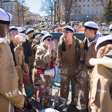 Vappu, a unique holiday that Finns celebrate hard