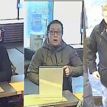 Do you know these people? The police need help to find them