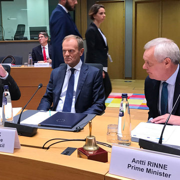 "Rinne: ""The EU must become the world's most competitive and socially fair low-carbon economy"""