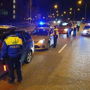 255 suspected drunk drivers caught behind the wheel