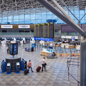 Number of air passengers grew by 10.6% in Finland