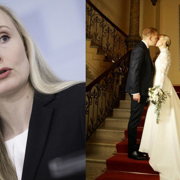 Finnish Interior Minister married a biofuel trader