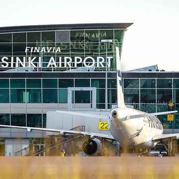 Passengers at Finnish airports decreased by 98%