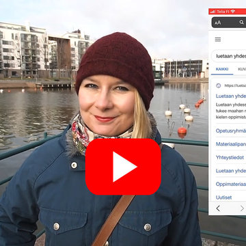 Video: how to start speaking Finnish in a fun and easy way