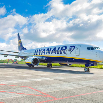 Ryanair plans to restore 40% of scheduled flights on 1 July