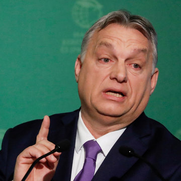 Orban defends segregation of Roma schoolchildren in Hungary