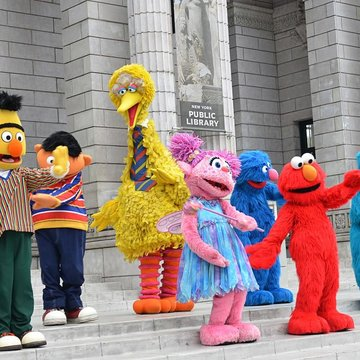 Sesame Street hosts town hall for kids to ask questions about racism