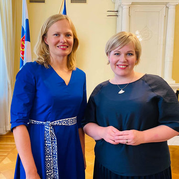 Annika Saarikko appointed as Minister of Science and Culture