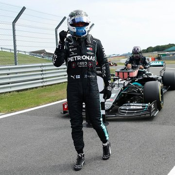 Hamilton close to another record while Bottas fails to catch up