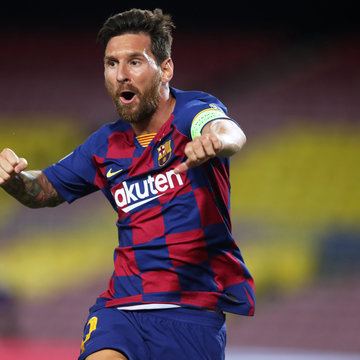 Messi stays against his will but can get his deserved send-off