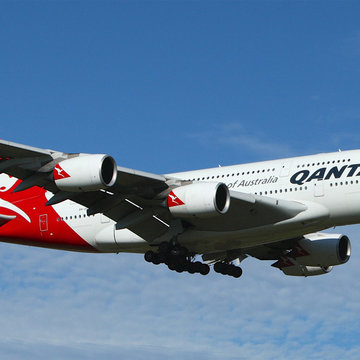 Qantas launches 7-hour Australia scenic flight to nowhere