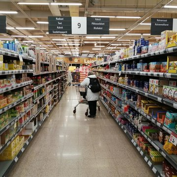 Higher prices of food and medicines push inflation up