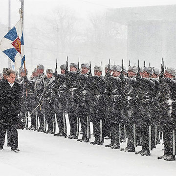 Niinisto president review troops Parliament by Hanne Salonen and Eduskunta2