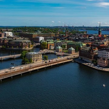 Stockholm-Sweden-by-David-Mark