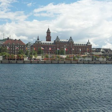 A view of Helsingborg, in southern Sweden. Photo: Pixabay.