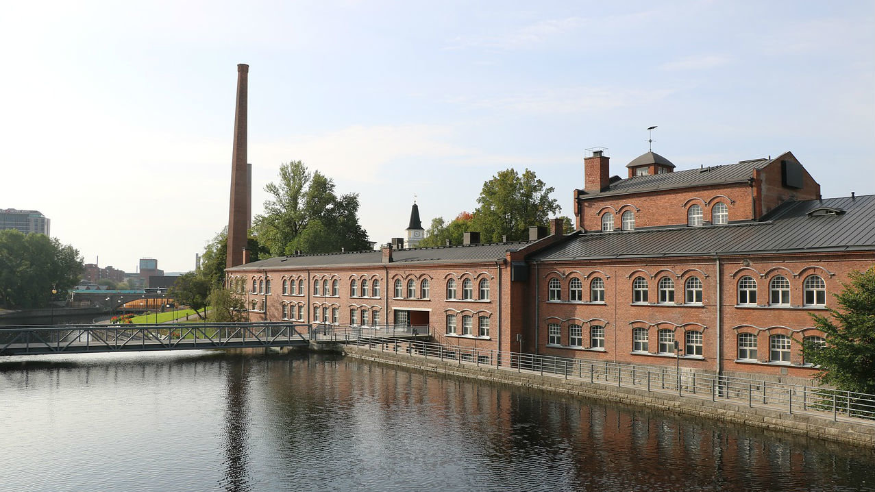 A view of Tampere. Image from Pixabay/Reijo Telaranta