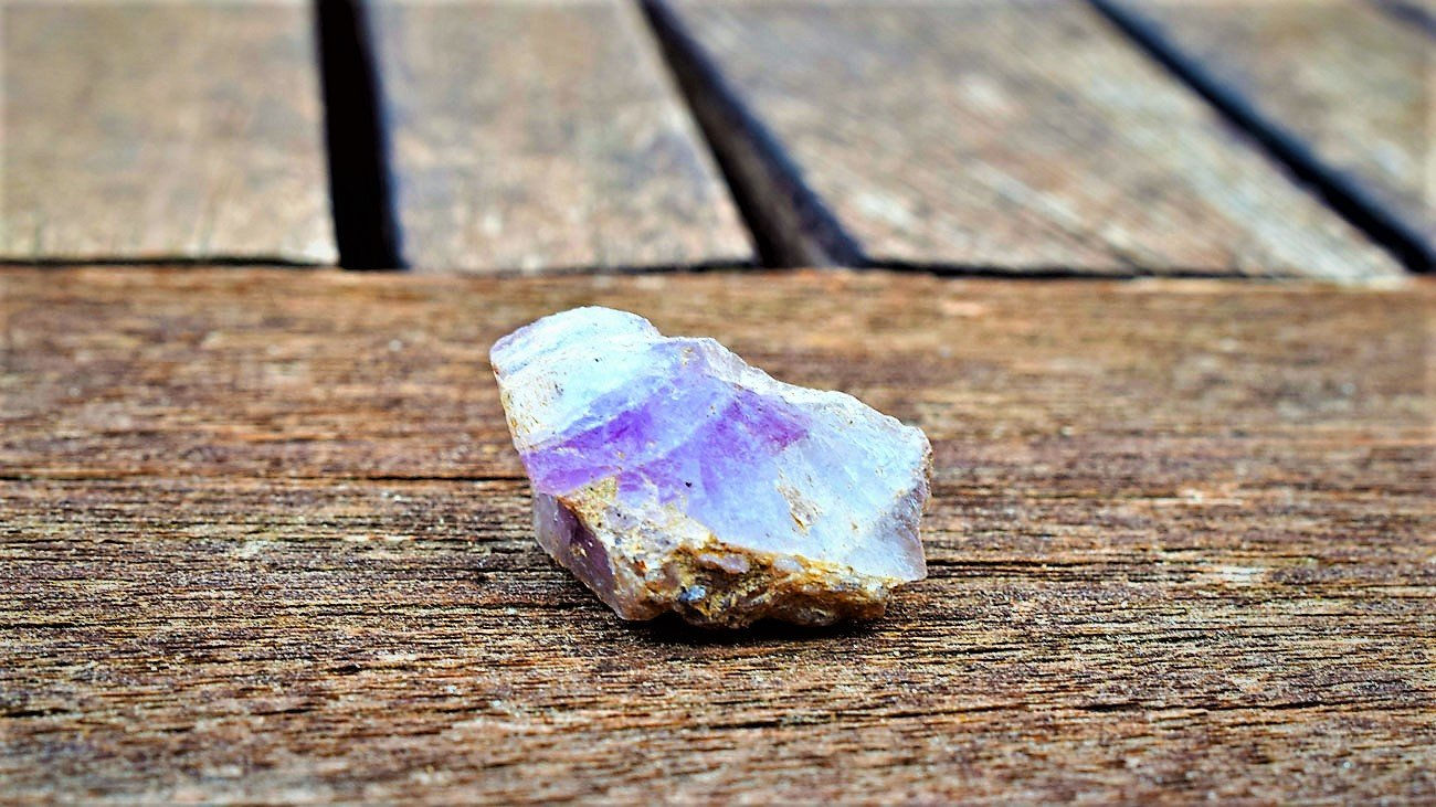 Find your own amethyst, the other treasure of Lapland