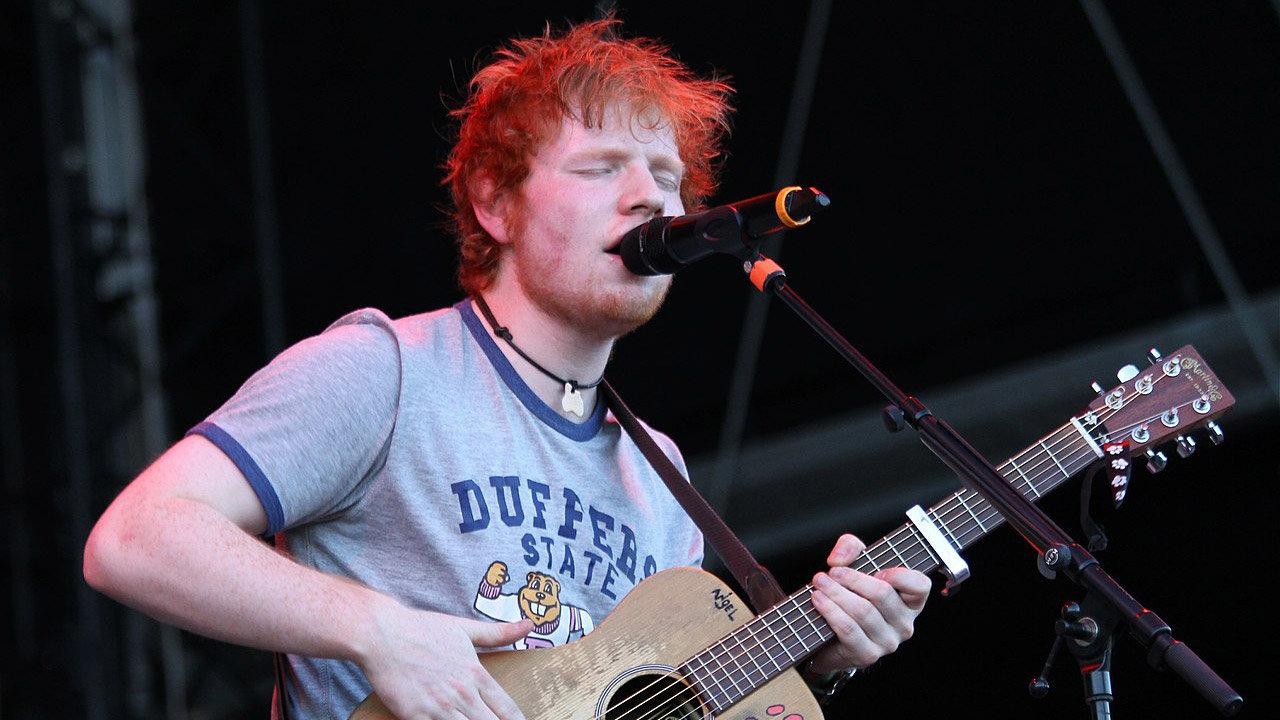 Ed Sheeran Helsinki Liput