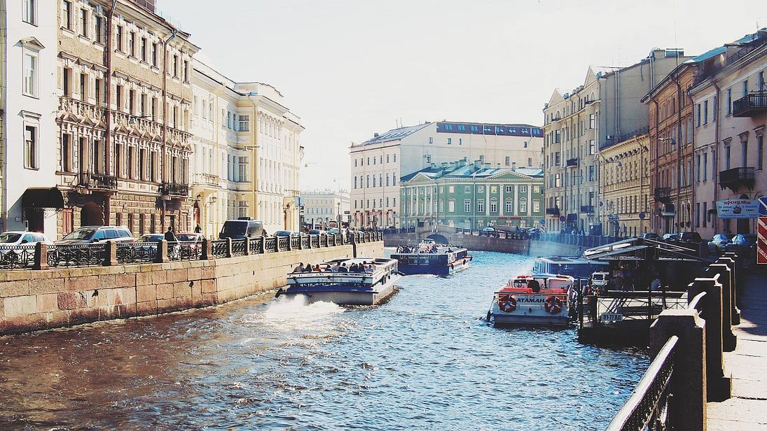 A view of Saint Petersburg. Photo: Daria Nepriakhina.